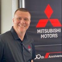 James Sheffield at Jenkins Mitsubishi