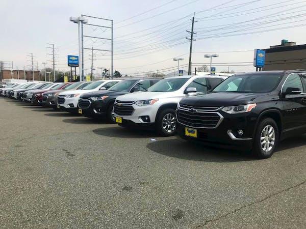 Pellegrino Chevrolet, Westville, NJ, 08093