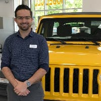 Nick Ellis at Whitten Brothers of Ashland Jeep Chrysler Dodge Ram