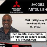 Juan Gonzalez-Costoso at Jacobs  Mitsubishi