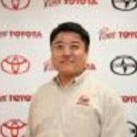 Tommy Kim at Penn Toyota