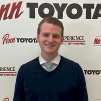 Michael McGuire at Penn Toyota