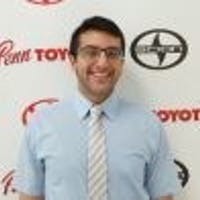Sean Haghighi at Penn Toyota