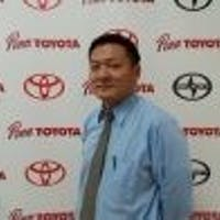 Alan Lu at Penn Toyota