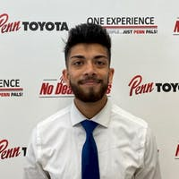 Ali Naqvi at Penn Toyota