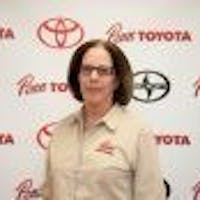 Joni Glantz at Penn Toyota