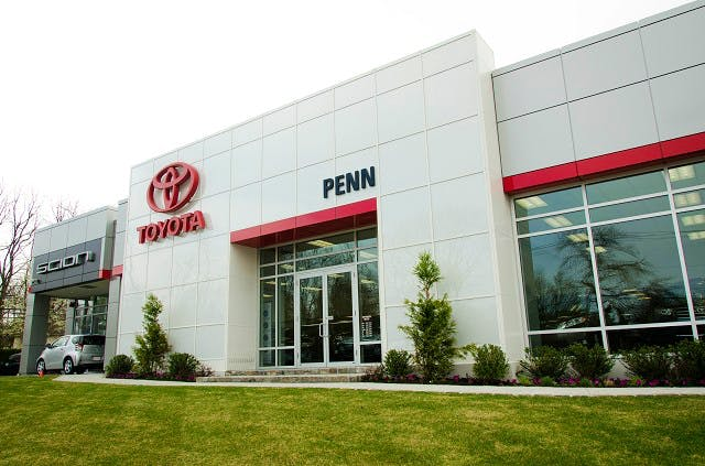 Penn Toyota, Greenvale, NY, 11548