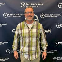 Rudy Williams at Carl Black Hiram
