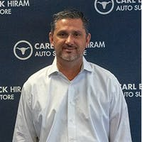 Lance Martin at Carl Black Hiram