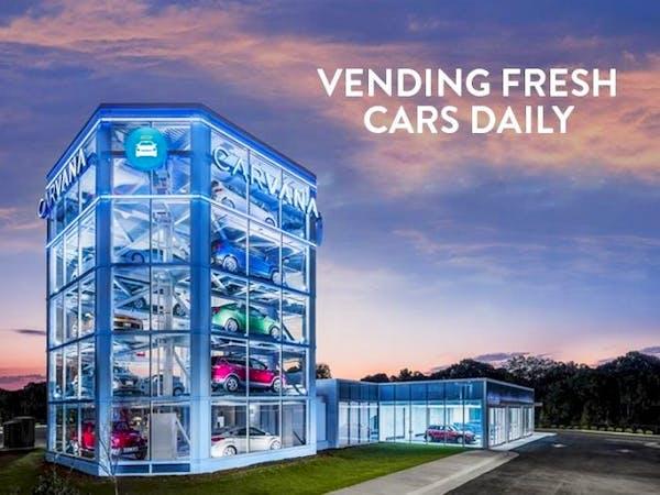 Carvana - Used Car Dealer - Dealership Reviews