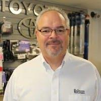 Leonard  Liebold at Holman Toyota