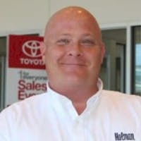 Don Cahall at Holman Toyota