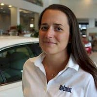 Brianna Frost at Holman Toyota