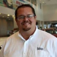 David  Rebstock at Holman Toyota