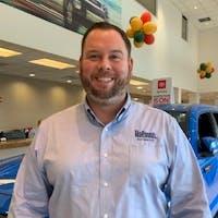 Chris Allain at Holman Toyota