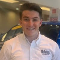 Dylan  Marrandino at Holman Toyota