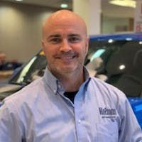 John  Guarente at Holman Toyota