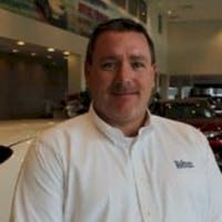 Brian  McCallion at Holman Toyota