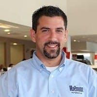 Joseph  Falotico at Holman Toyota