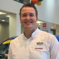Ray Korang at Holman Toyota