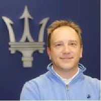 Chris Graf at Maserati of Birmingham