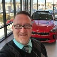 Jason  Herzog at Midtown Kia