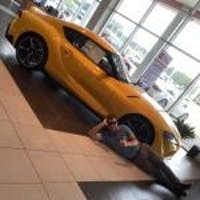 Wesley Robinson at Robbins Toyota of Texarkana