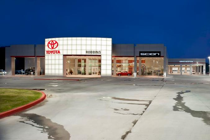 Robbins Toyota of Texarkana, Nash, TX, 75569