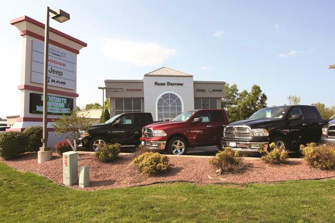Russ Darrow Chrysler Jeep Dodge RAM of West Bend, West Bend, WI, 53095
