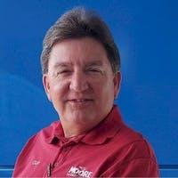 Danny Freeman at Pete Moore Imports