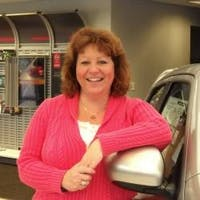 Cheryl Tinkham at Peters Nissan of Nashua