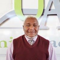 Sherwood Brown at UA Auto Sales