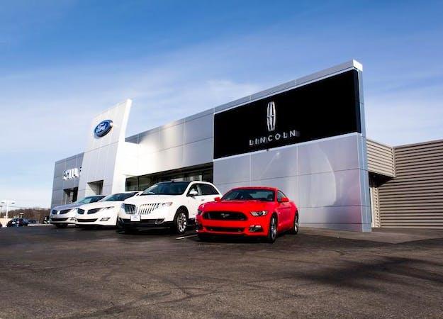 Phil Fitts Ford >> Phil Fitts Ford Lincoln Ford Lincoln Service Center