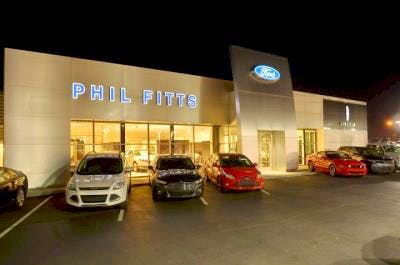 Phil Fitts Ford & Lincoln, New Castle, PA, 16105