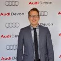 Nathan Weisser at Audi Devon