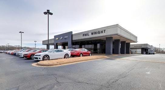 Phil Wright Autoplex, Russellville, AR, 72802