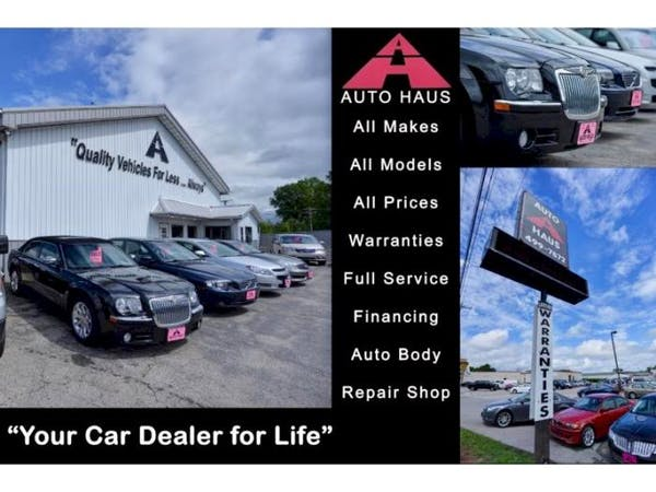 Auto Haus on Velp, Green Bay, WI, 54303