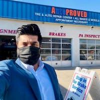 Ali  Nasser at AutoProved
