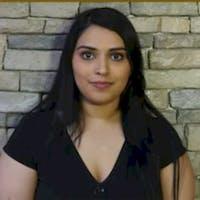 Maryam Almansori at Auto Web Expo
