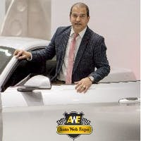 Ali Hussain at Auto Web Expo