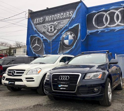 Axis Motorcars, Jersey City, NJ, 07305