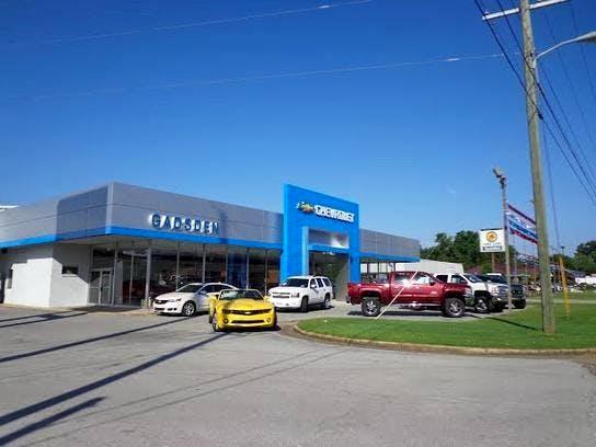 Chevrolet of Gadsden, Gadsden, AL, 35903