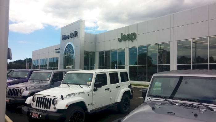 Pine Belt Chrysler Jeep Dodge Ram, Lakewood, NJ, 08701