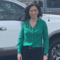Amanda Catron at Pinnacle Nissan