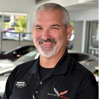 Christopher Taggart at Boyd Chevrolet Cadillac Buick