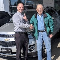 Kameron  Painter at Boyd Chevrolet Cadillac Buick