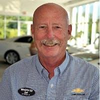 Edward Murdoch at Boyd Chevrolet Cadillac Buick
