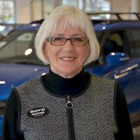 Heather Anderson-Johnson at Boyd Chevrolet Cadillac Buick