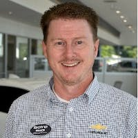 Roger Evans at Boyd Chevrolet Cadillac Buick