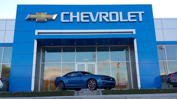 Boyd Chevrolet Cadillac Buick, Hendersonville, NC, 28792
